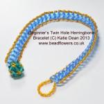 twin_hole_herringbone_bracelet