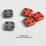 Quadr Tile Beads