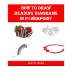 How to draw beading diagrams
