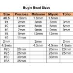 Bugle Bead Sizes
