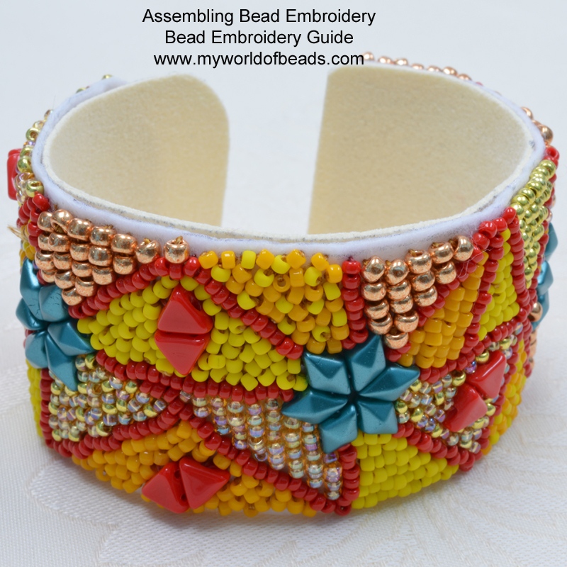 99cacb0ecef95 Bead Embroidery - My World of Beads - Katie Dean