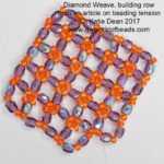 How to get good beading tension