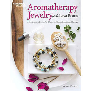 Aromatherapy Jewelry with Lava Beads, Lori Wenger