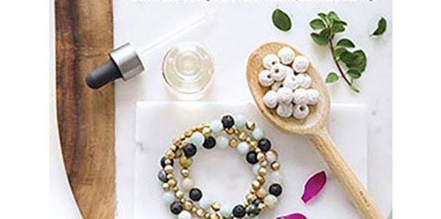 Aromatherapy Jewelry with Lava Beads, Lori Wenger