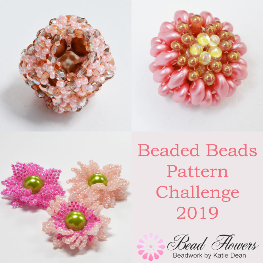 Beaded beads stash busting beading projects, Katie Dean