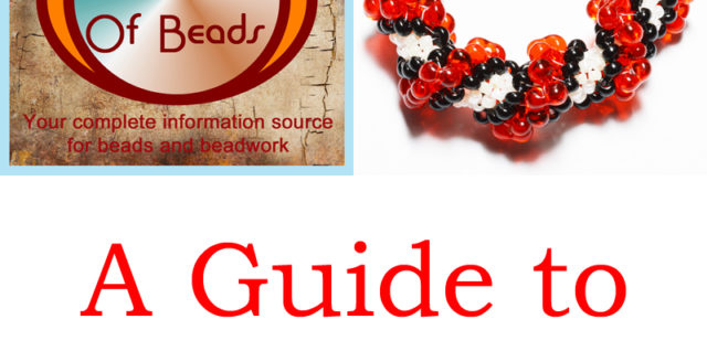 Cellini spiral stitch: your complete guide, Katie Dean, My World of Beads
