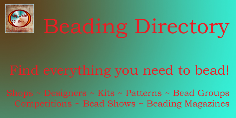 Beading Resources: find shops, shows, kits and more - My World of Beads